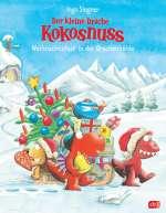Der kleine Drache Kokosnuss - Weihnachtsfest in der Drachenhöhle Cover