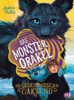 Die Geheimnisse von Oaksend - Das Monsterorakel Cover