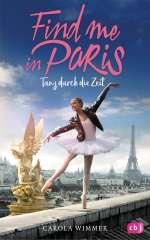 Find me in Paris Cover