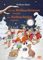 Wie der Weihnachtsmann beinahe das Weihnachtsfest verpasste Cover