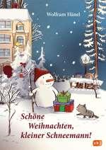Schöne Weihnachten, kleiner Schneemann! Cover