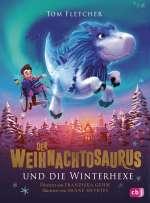 Der Weihnachtosaurus und die Winterhexe Cover