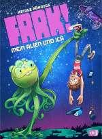 FRRK! Mein Alien und ich Cover