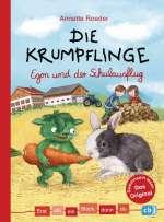 Egon und der Schulausflug Cover
