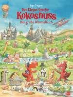 Der kleine Drache Kokosnuss - das grosse Wimmelbuch Cover