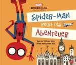 Spider-Man reist ins Abenteuer Cover