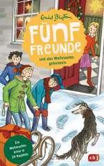 Fünf Freunde und das Weihnachtsgeheimnis Cover