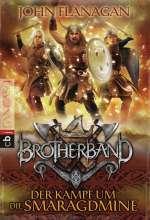 Brotherband - Der Kampf um die Smaragdmine Cover