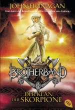 Brotherband - Der Klan der Skorpione Cover