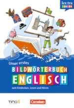 Unser erstes Bildwörterbuch Englisch Cover