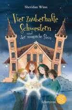Vier zauberhafte Schwestern und der magische Stein Cover