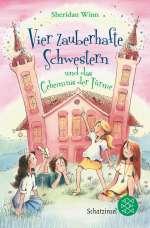 Vier zauberhafte Schwestern und das Geheimnis der Türme Cover