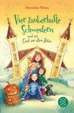 Vier zauberhafte Schwestern und ein Geist aus alten Zeiten Cover