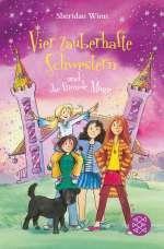 Vier zauberhafte Schwestern und die fremde Magie Cover