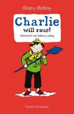 Charlie will raus! Cover
