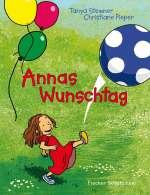 Annas Wunschtag Cover