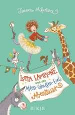 Lotta Lampione und das Affen-Giraffen-Esel-Abenteuer / Cover