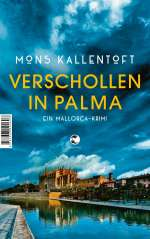 Verschollen in Palma Cover