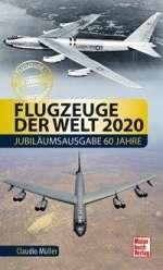 Flugzeuge der Welt 2020 Cover
