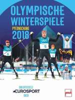 Olympische Spiele Pyeongchang 2018 Cover