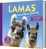 Lamas machen Laune Cover