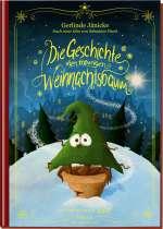 Die Geschichte vom traurigen Weihnachtsbaum Cover