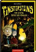 Die Finstersteins - Den letzten beisst das Krokodil Cover