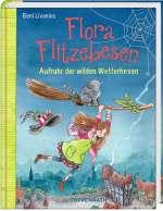 Flora Flitzebesen Cover