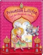 Prinzessin Lillifee und der fliegende Elefant Cover