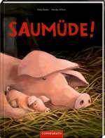 Saumüde! Cover