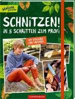 Schnitzen! Cover