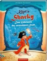 Käpt'n Sharky - das Geheimnis der versunkenen Stadt Cover