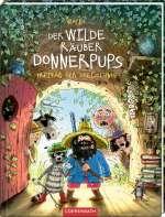 Der wilde Räuber Donnerpups - Freitag der Dreizehnte Cover