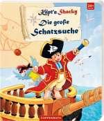 Käpt`n Sharky: Die grosse Schatzsuche  Cover