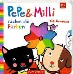 Pepe & Milli suchen die Farben Cover
