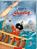 Käpt'n Sharky und die geheimnisvolle Nebelinsel Cover