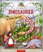 Dinosaurier in Omas Garten Cover