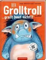Der Grolltroll ...grollt heut nicht!? Cover
