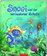Snorri und der versunkene Schatz Cover