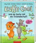 Kalle Cool und die Sache mit der Freundschaft Cover