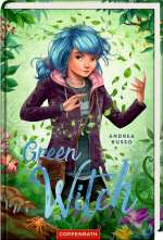Green Witch Cover