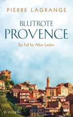 Blutrote Provence Cover