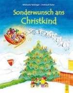 Sonderwunsch ans Christkind Cover