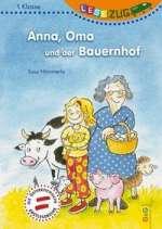 Anna, Oma und der Bauernhof Cover
