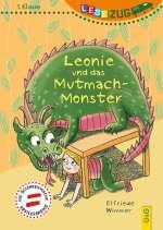 Leonie und das Mutmach-Monster Cover