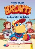 Ein Saurier in der Schule Cover