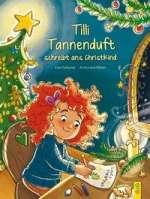 Tilli Tannenduft schreibt ans Christkind Cover