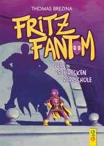 Fritz Fantom - der Schrecken der Schule Cover