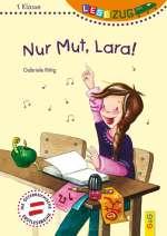 Nur Mut, Lara! Cover
