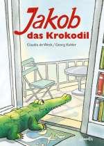 Jakob, das Krokodil Cover